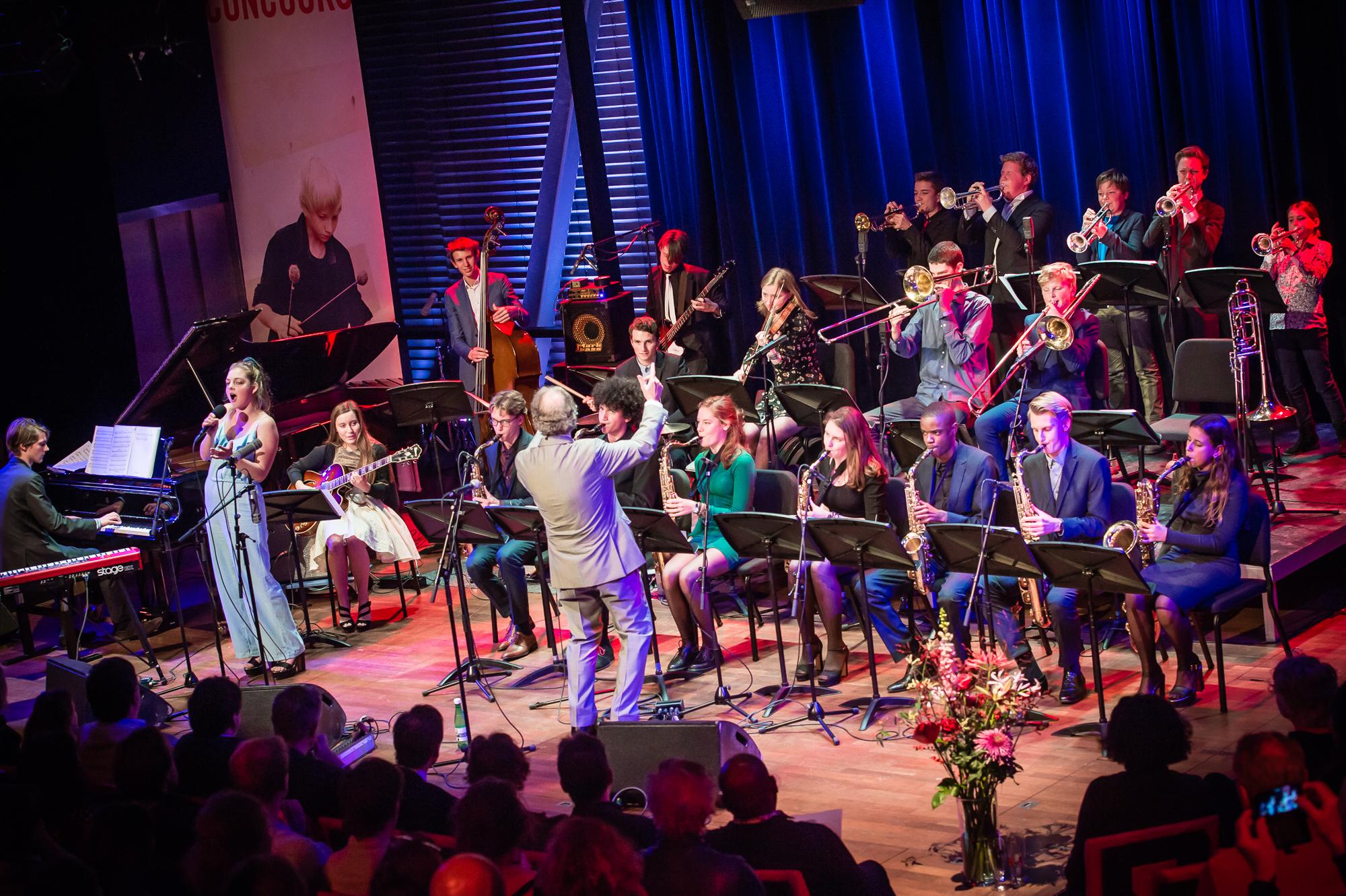 Jazzconcours 2021 - bigbandselecties