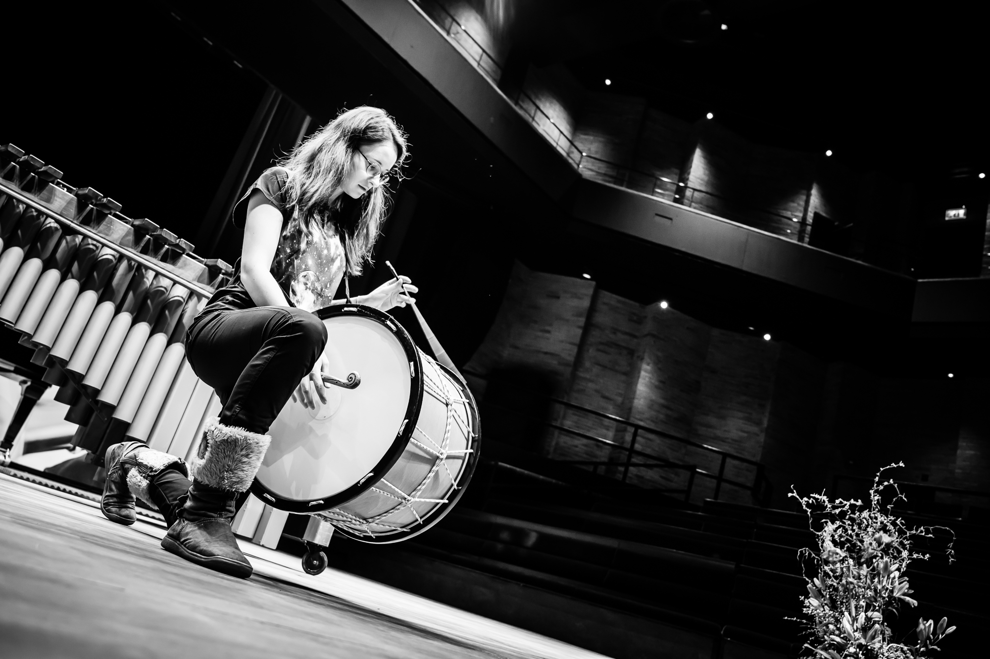 Muziekkamer Assen zet finalisten in het zonnetje