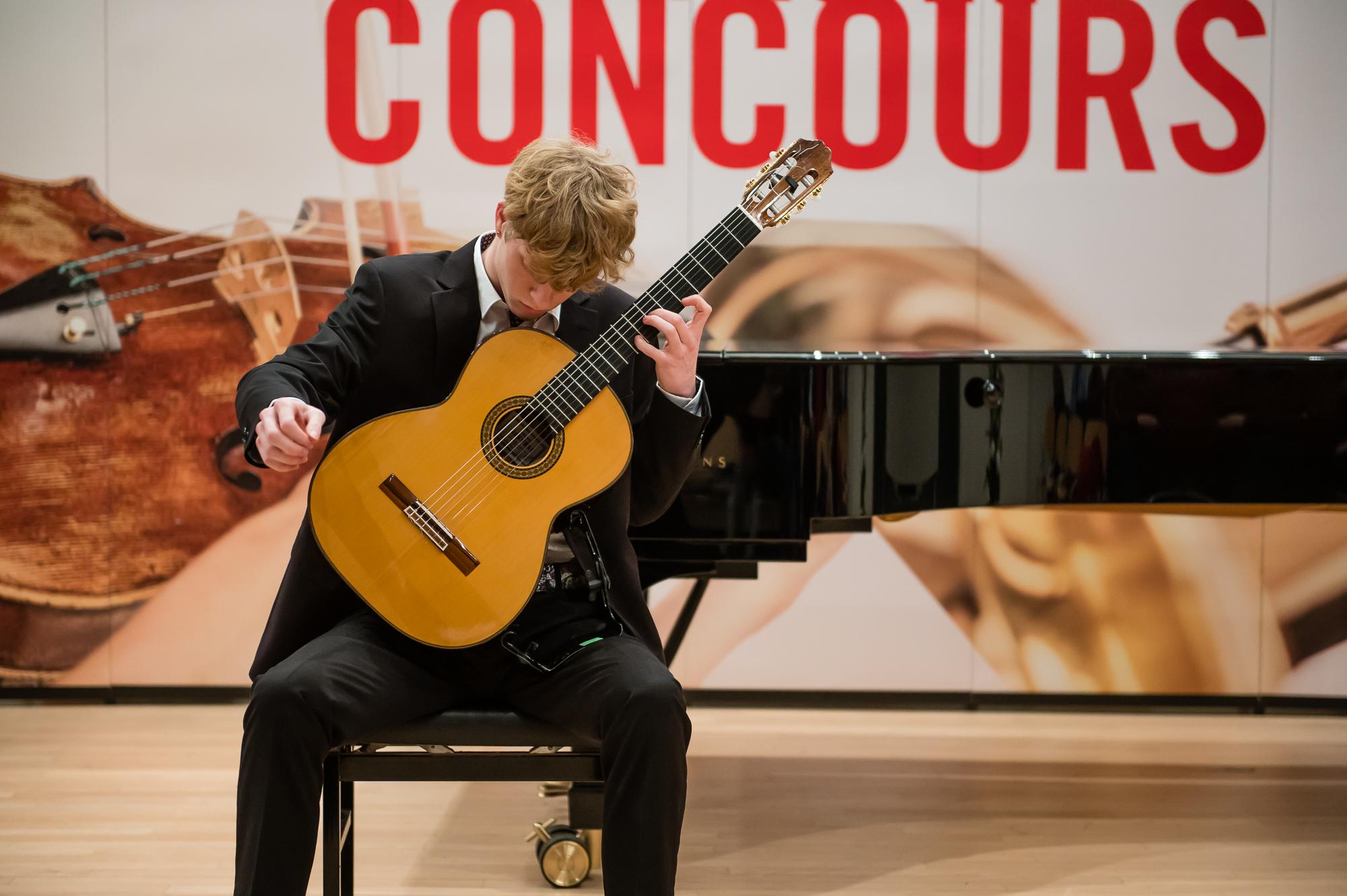 Muziekkring programmeert jong talent in Heerhugowaard